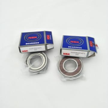 1.969 Inch   50 Millimeter x 1.906 Inch   48.42 Millimeter x 2.5 Inch   63.5 Millimeter  DODGE P2B-SXV-55M  Pillow Block Bearings