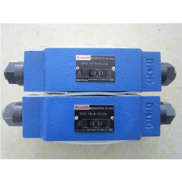 REXROTH 4WE 10 H3X/CW230N9K4 R900503425 Directional spool valves #1 image